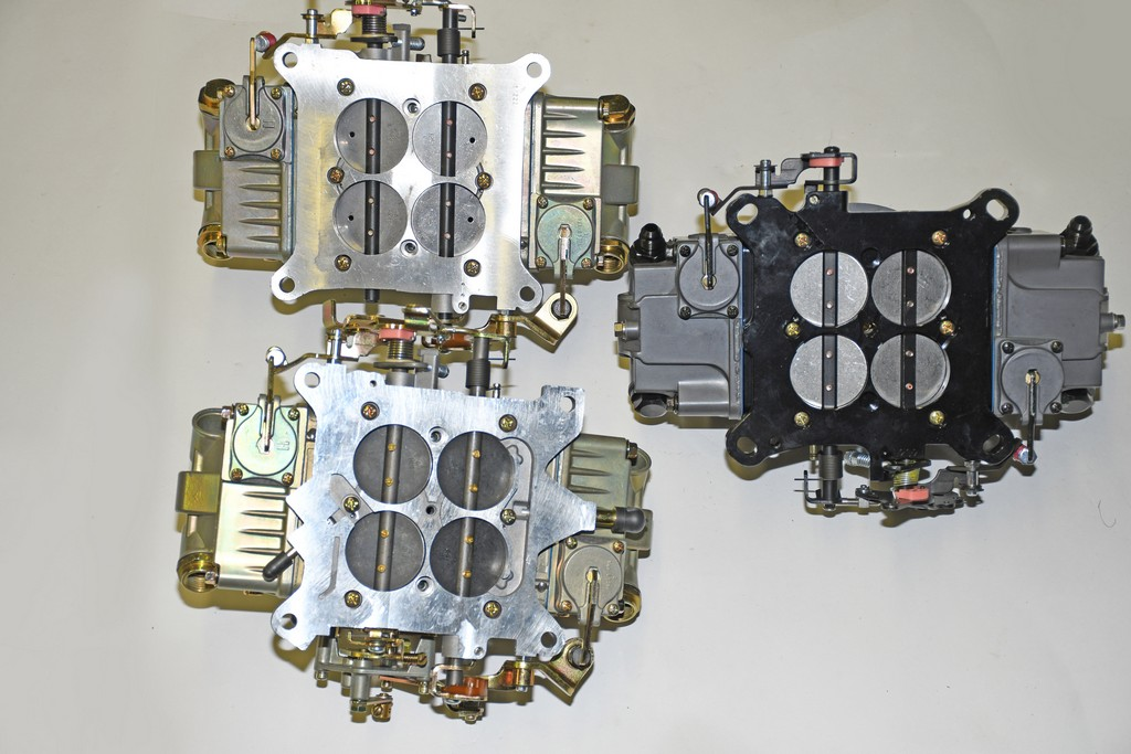 What are the Differences in Big Holley 4150 Carburetors? Part 1
