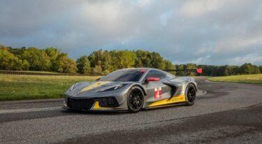Corvette Racing Releases C8.R Details