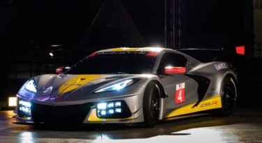 Corvette Racing Shows 2020 C8.R IMSA Competitor