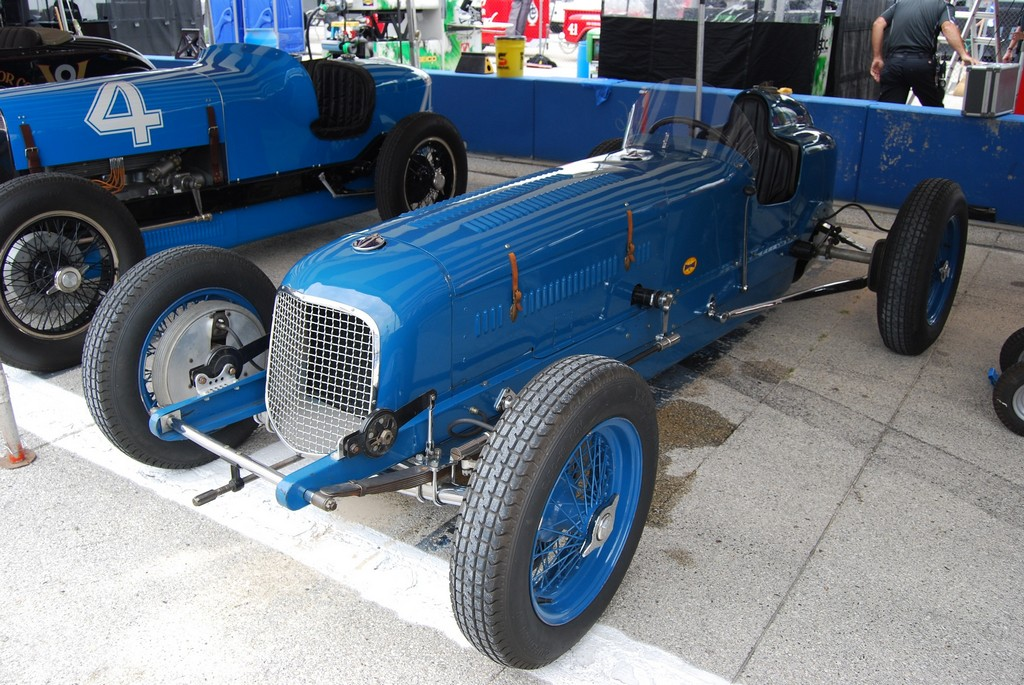 '37 Thorne Sparks Big Six was a Star at 2019 Miller Meet