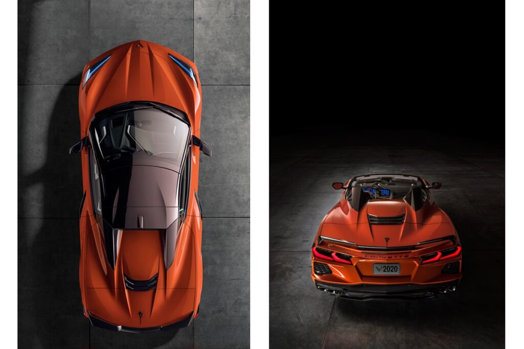 Chevy Unveils Hardtop 'Vette