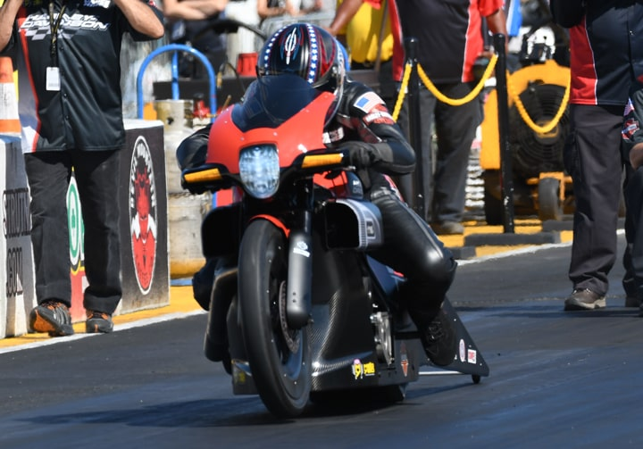 Vance & Hines the Ultimate NHRA Pro Stock Motorcycle Winners