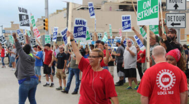 UAW and General Motors Reach Tentative Deal to End Strike