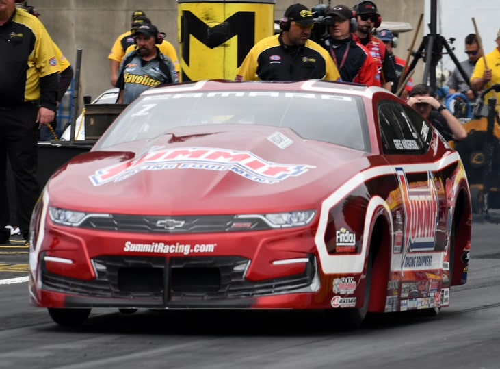 2019 NHRA Pro Stock Contest Will Go Down to the Wire