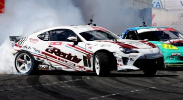 Deane Earns Third Straight Formula Drift Title