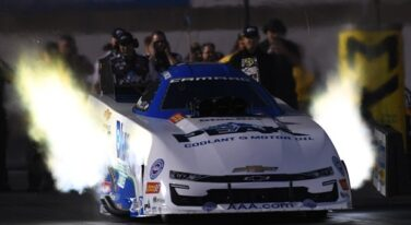 Funny Car Cream Rises to the Top