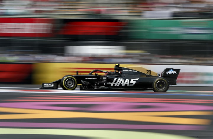 F1 Comes Stateside, Gets a Ride from Stewart-Haas Racing