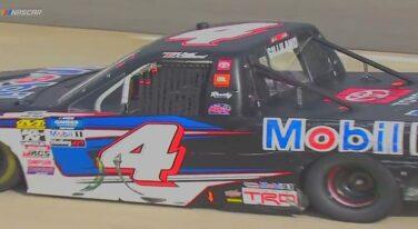Longest Losing Streak in KBM NASCAR History Ends at Martinsville, Truex Advances
