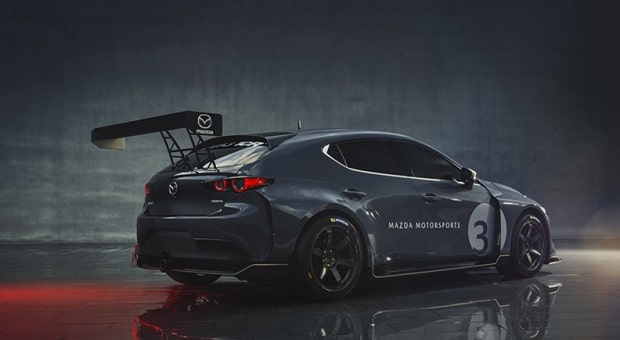 Mazda Joins the TCR Party