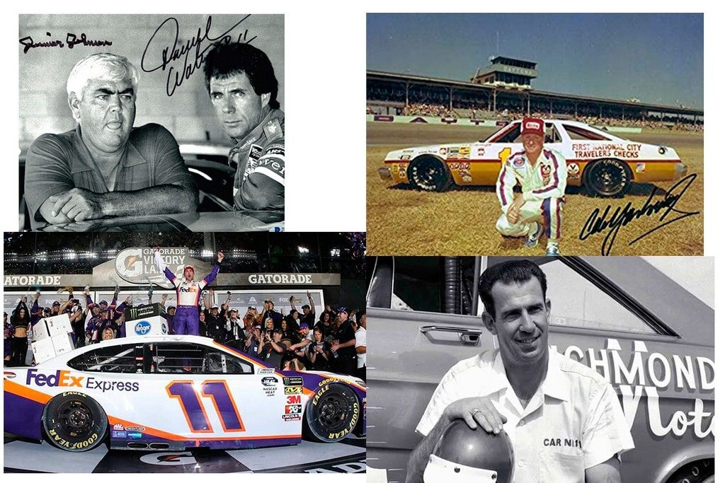 15 Famous NASCAR Numbers