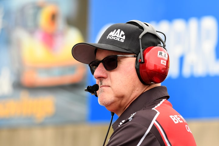Kalitta, Torrence Top Fuel Drivers to Watch in Texas