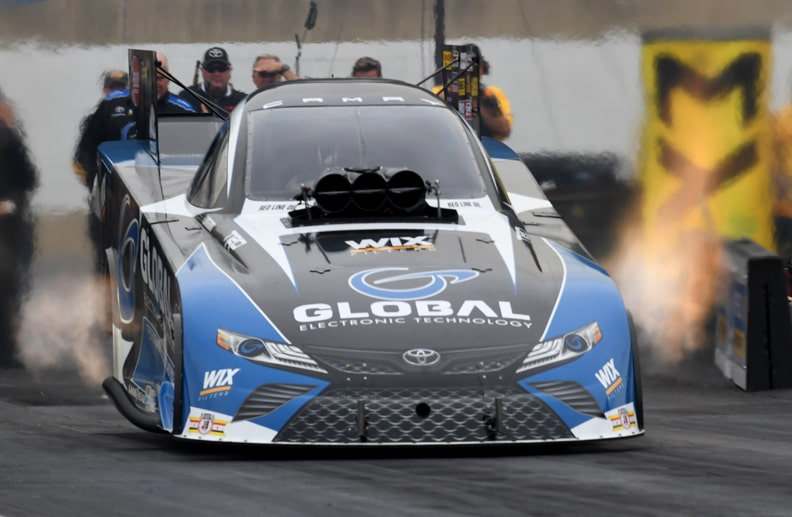 Funny Car Standings Should Clarify After Charlotte