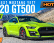 [Video] American Muscle Gets their Hands on a 2020 Gt500
