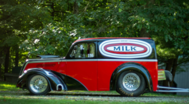 "Today's Cool Car Find is this 1948 Ford Anglia ""Milk Truck"" for $25,500"