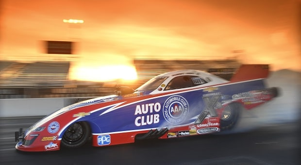 2019 NHRA Funny Car Battle Too Tight to Call