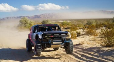 Bronco R Debuts, Ampudia Bros Take Overall Win at SCORE Baja 1000