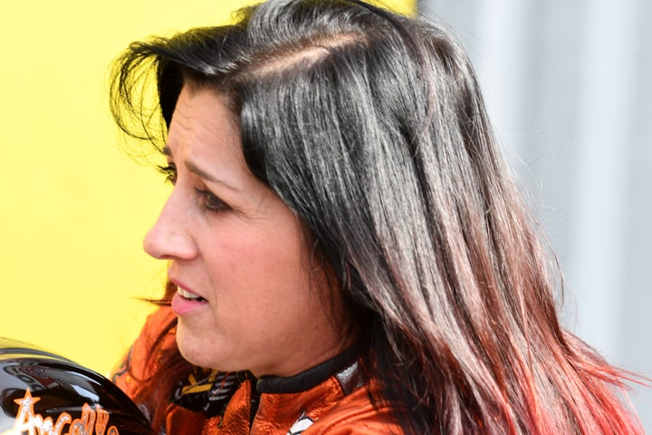 Angelle Sampey to Return to Vance & Hines Harley-Davidson for 2020