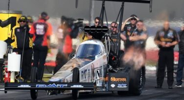 Austin Prock Wins NHRA Road to the Future Rookie Award