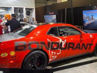 Bondurant Dodge SEMA 2019