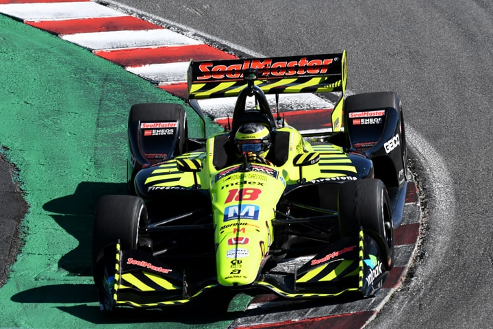 Bourdais Out at Dale Coyne Racing