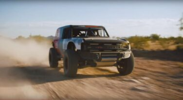 [Video] Ford Reveals Bronco Race Prototype During SEMA Week