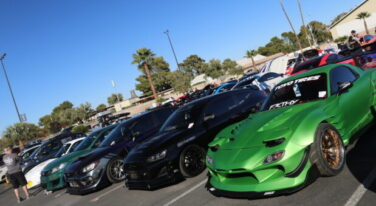 Gallery: All the Cool Cars from SEMA 2019 Pre-Opening