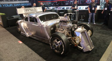 SEMA Day One Round Up