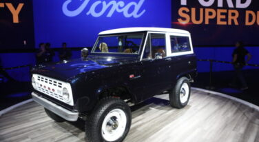 Jay Leno Transforms Junked Bronco to Showstopping Reveal at SEMA 2019
