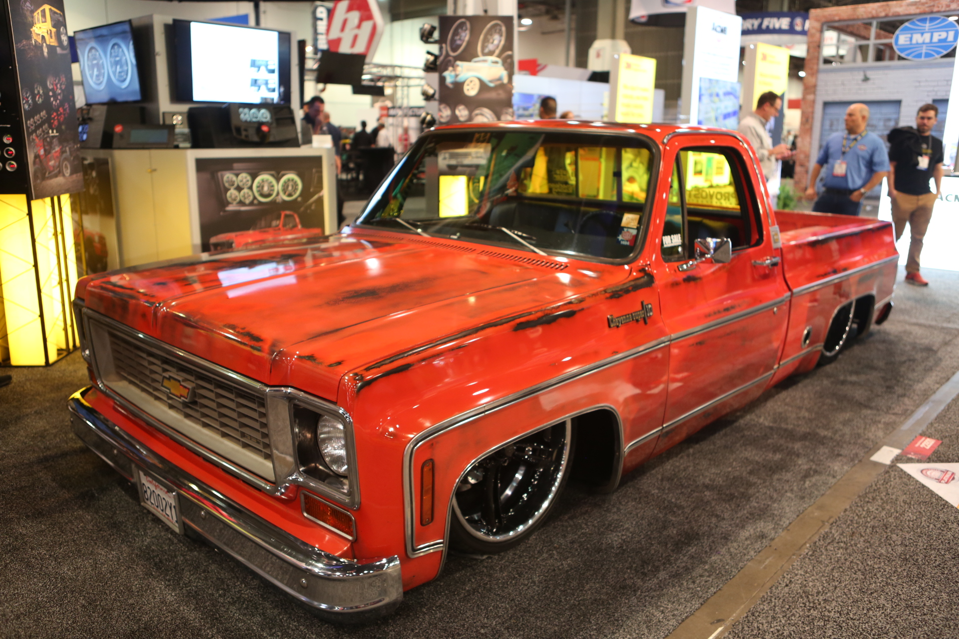 SEMA Day Two Wrap Up