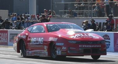 Elite Motorsports Earns Its Pro Stock Wings