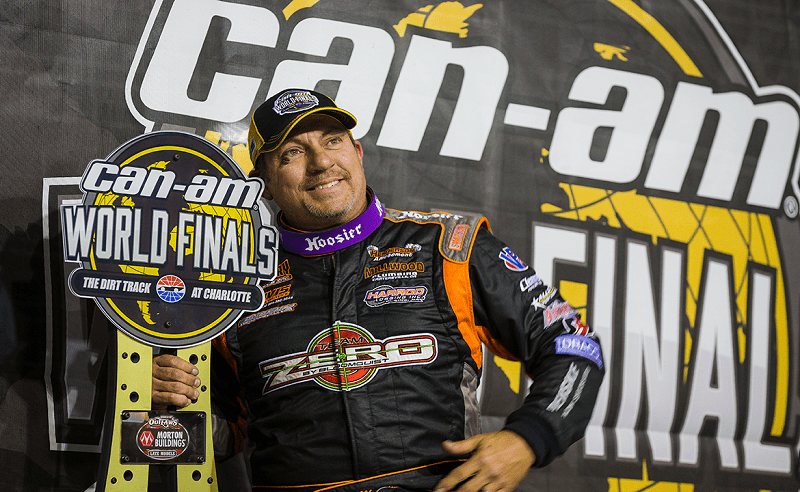 Championship Crowned; Hard-Fought Victories Earned at Can-Am World Finals