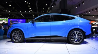Ford Mustang Mach-E Represents a Glimpse into the Future at LA Auto Show