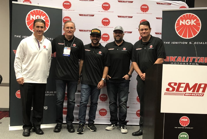 Partnerships Coming, Going in NHRA