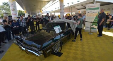Quaker State and Lowrider's Charity Build Impala was a SEMA Highlight