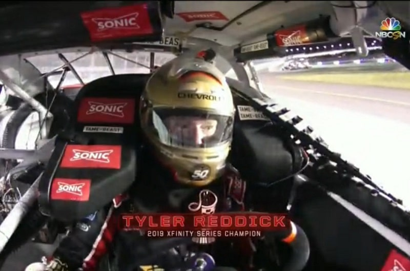 Crafton, Reddick, Busch 2019 NASCAR Champions, Reddick Makes History