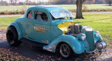 Today's Cool Car Find is this 1936 Ford Gasser for $40,000