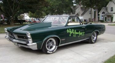 Today's Cool Car Find is this 1965 Pontiac GTO for $34,000