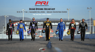DSR Goes Bowling, and Talking Before PRI 2019