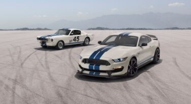Ford Producing Limited Run of Heritage Edition Shelby GT350 Mustangs for 2020