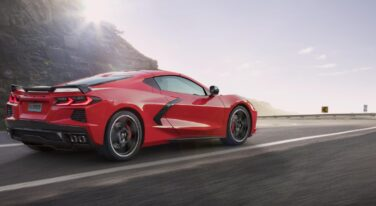The Electric AWD Corvette is Coming. Probably.