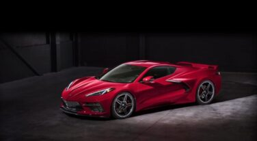 2020 Corvette Stingray Named Motor Trend Car of the Year