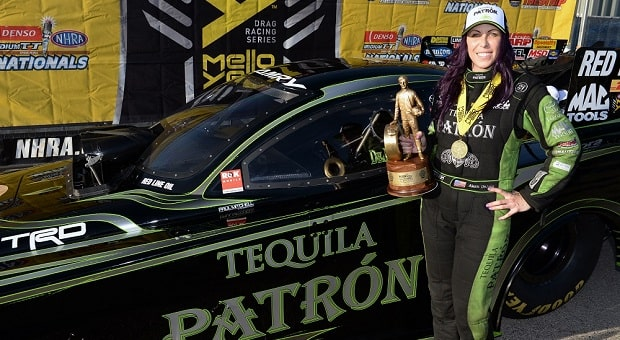 Alexis DeJoria Inducted into National Italian American Sports Hall of Fame
