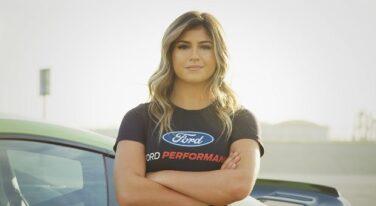 Hailie Deegan Named Ford Development Driver