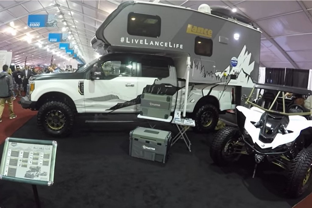 Overland Experience Takes Over SEMA, Foreshadows Future of Off-Roading