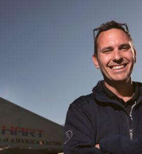 Hagler, Eversley Team Up for Michelin Pilot Challenge