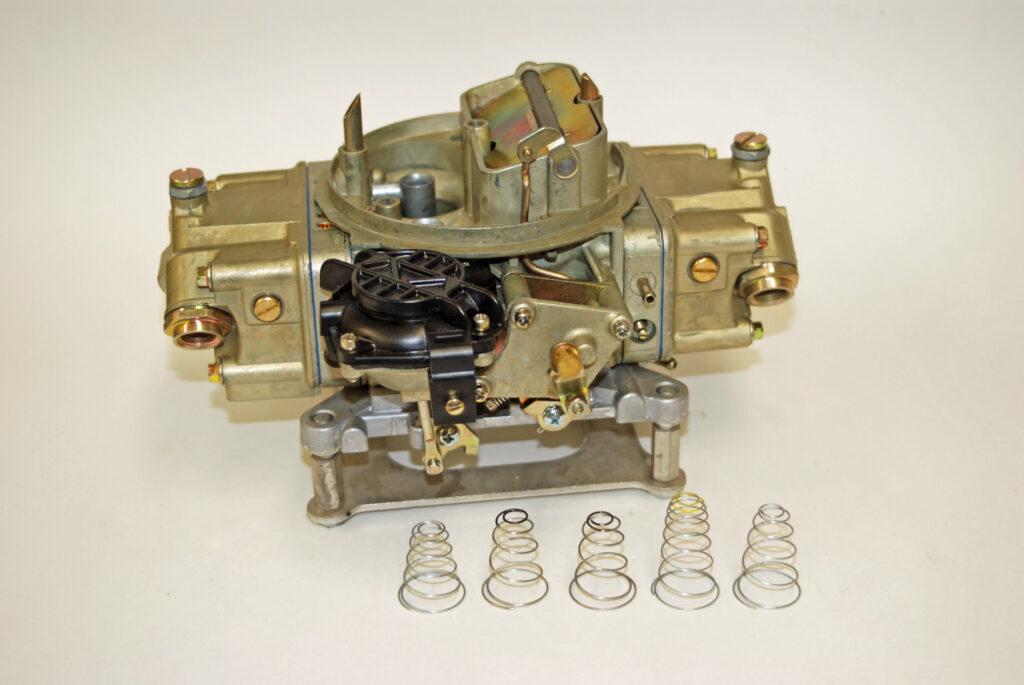 Two HOL-20-105-2 Holley Carburetor Float Hanger Hardware Kits Center Hung Carb