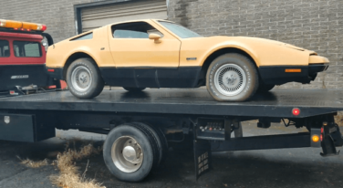 Jim Arace's Bricklin SV1