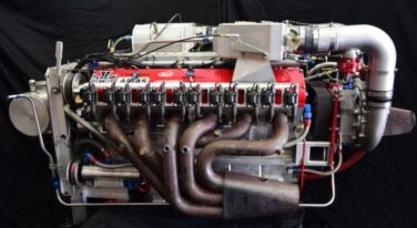Aardema-Braun's Unusual Engines
