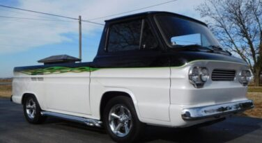 Today's Cool Car FInd is this 1962 Chevy Corvair Ramp Side Truck for $22,500