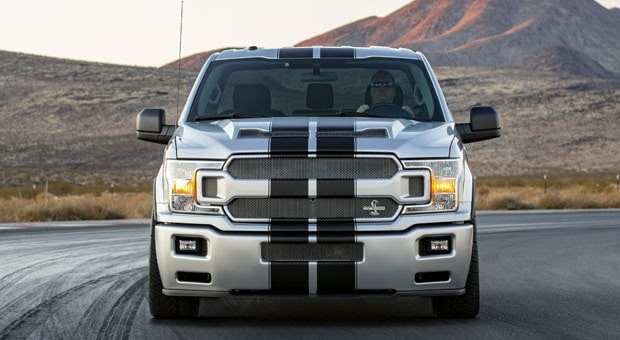 Shelby Super Snake F-150 Gets Fast-Tracked